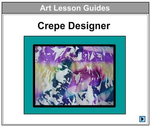 Crepe Designer