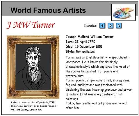 J. M. Turner