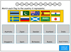 Flags Match 6