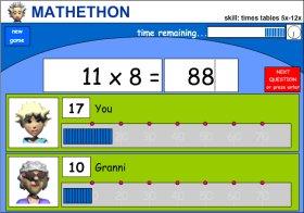 mathethon