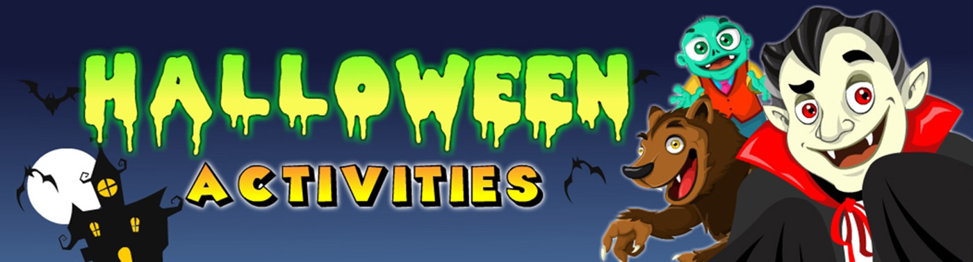 Looking for resources for Halloween? Click here!
